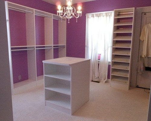 Image result for spare room into walk in closet