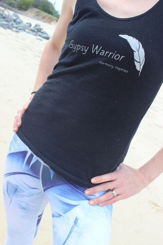 Harmony Inspired - Gypsy Warrior Tank