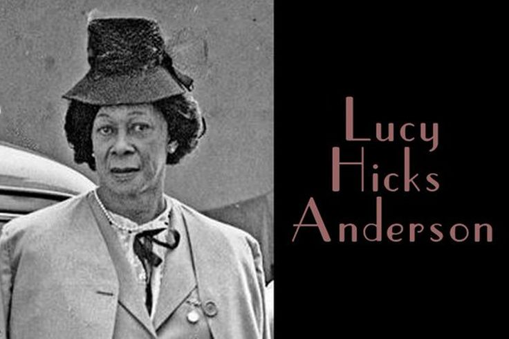 Black Trans History: Lucy Hicks Anderson: http://ift.tt/1HYr7h4 | #queer #lgbt #pride