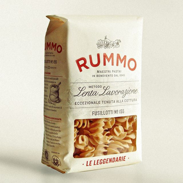 Rummo pasta.   Fun shapes IMPDO.