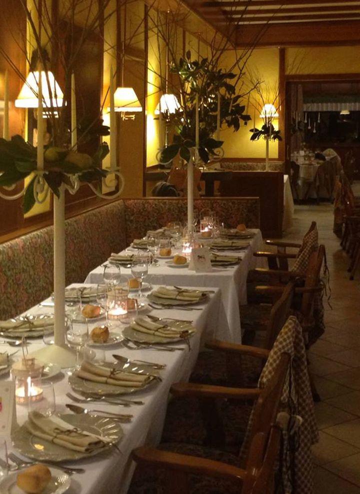 MISE EN PLACE FOR FRIENDS: Allestimento per una Baita. Progetto www.gariselliassociati.it