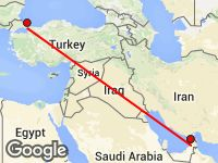 8 Tage Türkei-Vereinigte Arabische Emirate Rundreise von Bavaria Fernreisen - 2016 - 46681