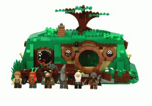 Lego The Hobbit An Unexpected Gathering 79003