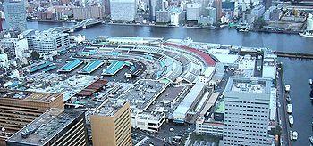 Tsukiji fish market - Wikipedia