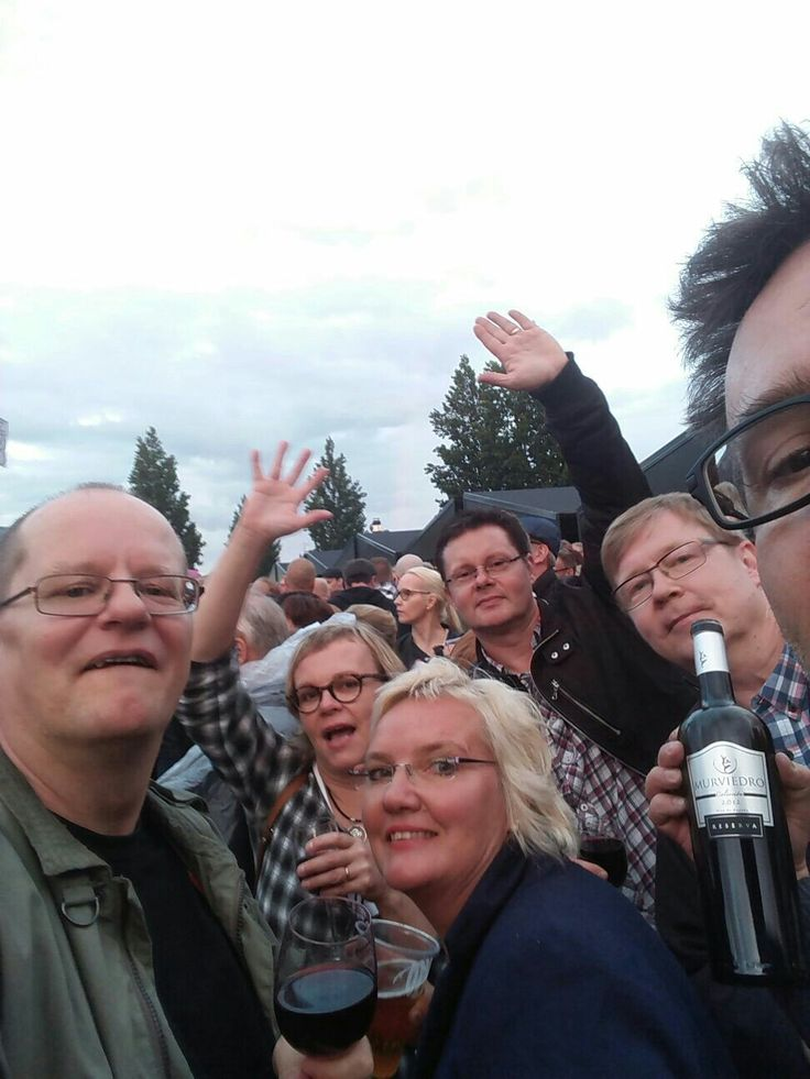 Wine festival Kuopio 2016
