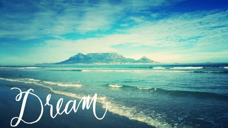My Cape Town dream