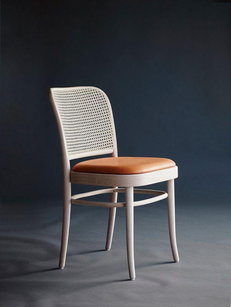 Chair No 811 Raw Tärnsjö Leather
