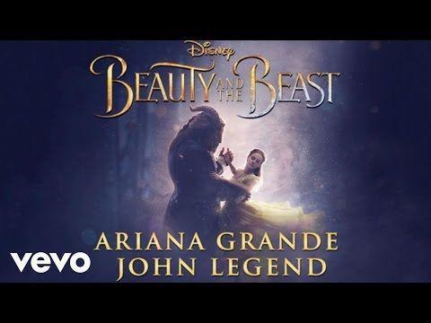 映画美女と野獣アリアナグランデとジョンレジェンドが歌う主題歌が公開