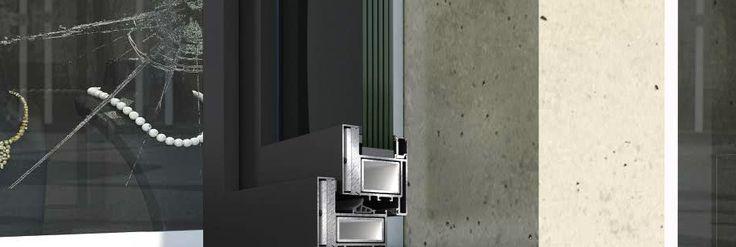 Il sistema ad #antaribalta M30600, con un elevato livello di protezione #antiballistica (FB6) e di riduzione del rumore, è un sitema non termico che si presta bene per applicazione su #finestre fisse o anta-ribalta.