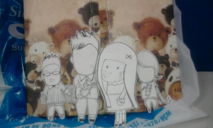 my draw :).
