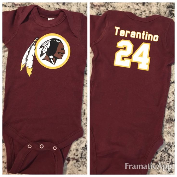 A personal favorite from my Etsy shop https://www.etsy.com/listing/532789006/washington-redskins-jersey-redskins