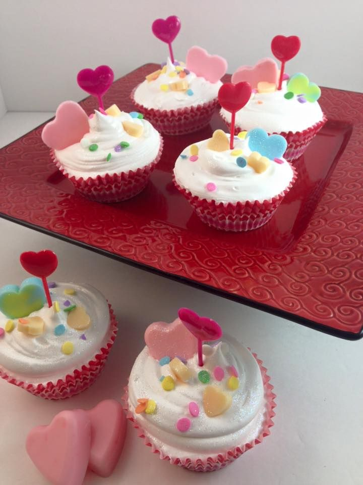 valentine's day cupcake recipe