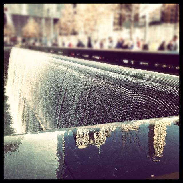 The memorial at ground zero.: Buckets Lists, Favorite Places, Beautiful Places, Ground Zero, Memories 11/9, Strong Th Brave