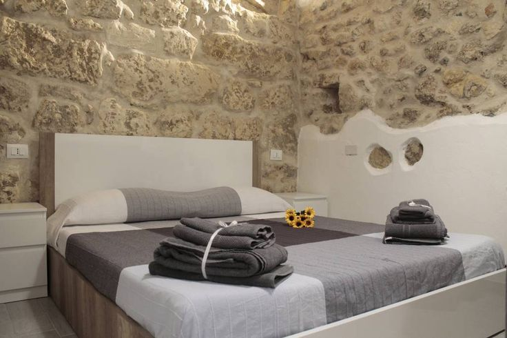 Airbnb apartment in Siracusa, Italy.$64 USD per night.    Original architectural style with modern technology. An ideal location, very close to Piazza Duomo Square and the sea. Recently restored, offers a fully equipped kitchen, bathroom, 2 separate queen size beds.