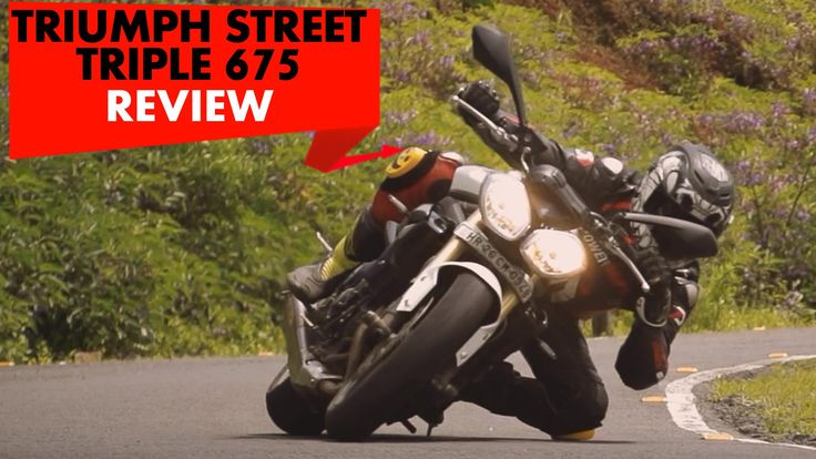 The Street Triple story is indeed that of Dr. Jekyll and Mr. Hyde. On one hand, it meekly seems like being  an under powered expensive street fighter. And then on another, it fiercely shows you the joys of motorcycling.   #Triumph #Street #Triple675 #PowerDrift #Review