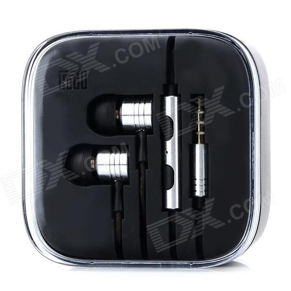 XIAOMI 3.5mm Stereo In-ear Earphone for xiaomi MI2 MI2S MI2A Mi1S M1,JIAYU G4,G3S,G2S (110cm)