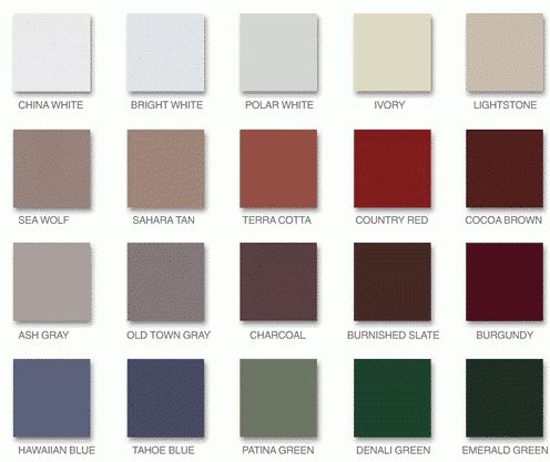 #Tips for Choosing Your Metal Roofing Color  #HomeImprovement