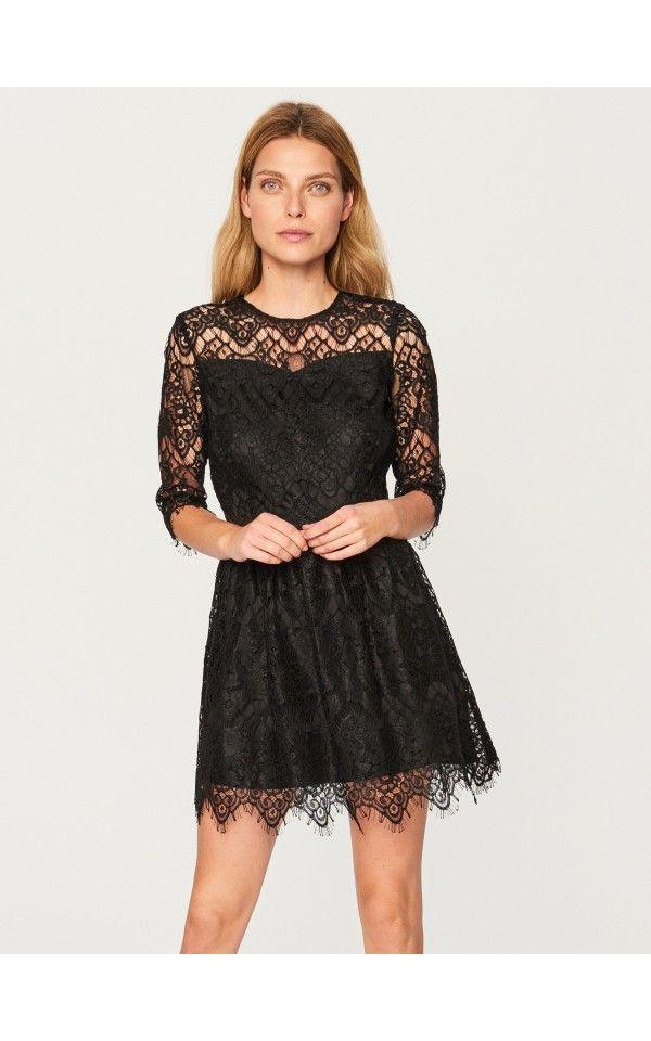 9d2b78c44c Koronkowa sukienka