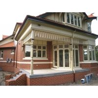 Turned Timber Verandah Posts - Timber Fretwork - Verandahs - Ryan Woodworks