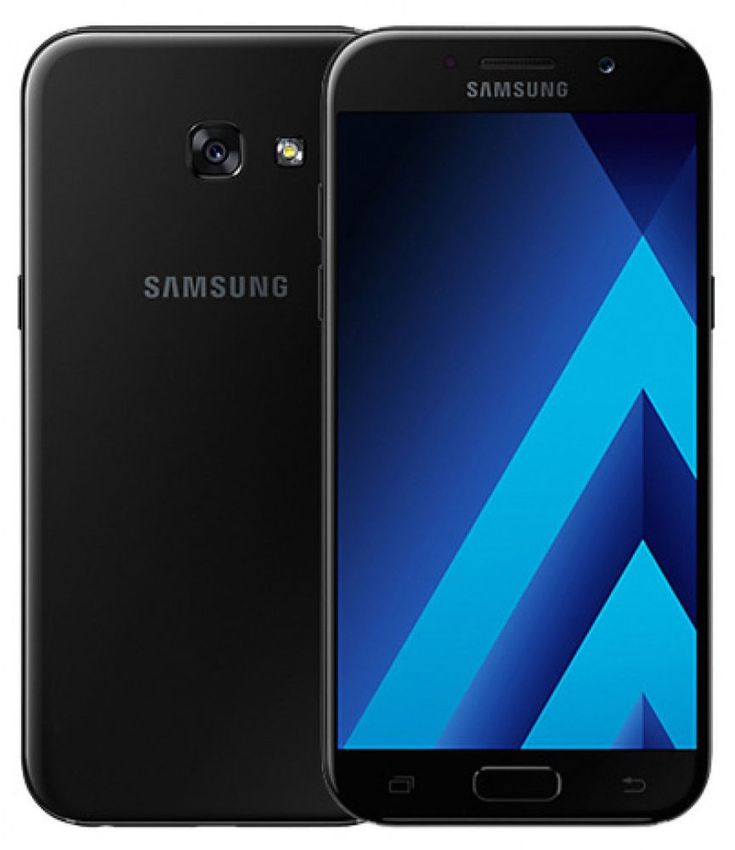 Samsung Galaxy A3 2017 SM-A320F/DS (FACTORY UNLOCKED) Black #Samsung