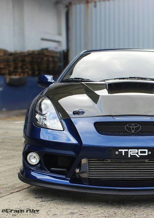 #TRD #Toyota #Celica