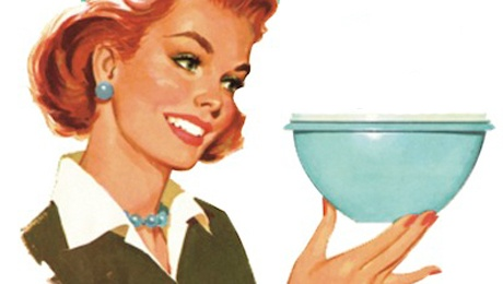 """""""Sealed for Freshness"""": Repressed '60s Housewives Bare All"""