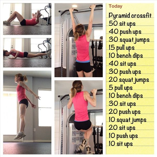 Crossfit Workout Routines: 86 Best Images About Crossfit Workout On Pinterest