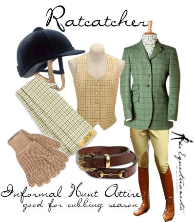 The Ratcatcher- Informal Hunt Attire