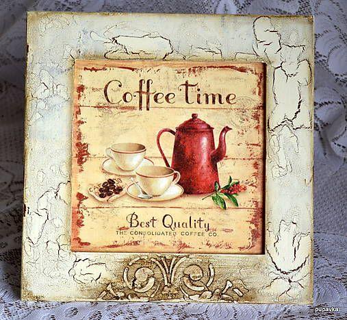 Kávičkový obrázok