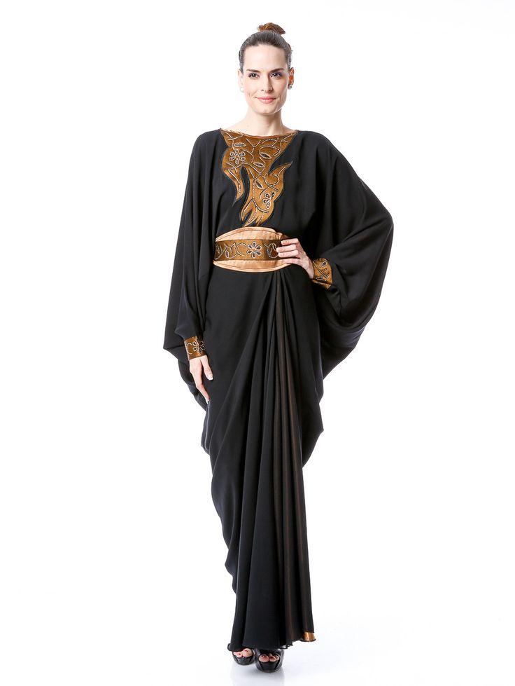 stylish abayas for sale | Abaya | Casual Abaya Sale 2013 | Daily Wear Black Modern Abayas ...