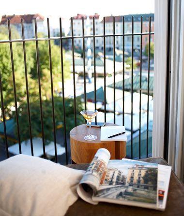 Willkommen im Louis Hotel München - LOUIS HOTEL