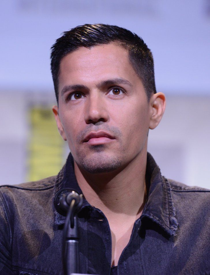 Pin for Later: Sexy Stars at Comic-Con to Totally Geek Out Over  Pictured: Jay Hernandez