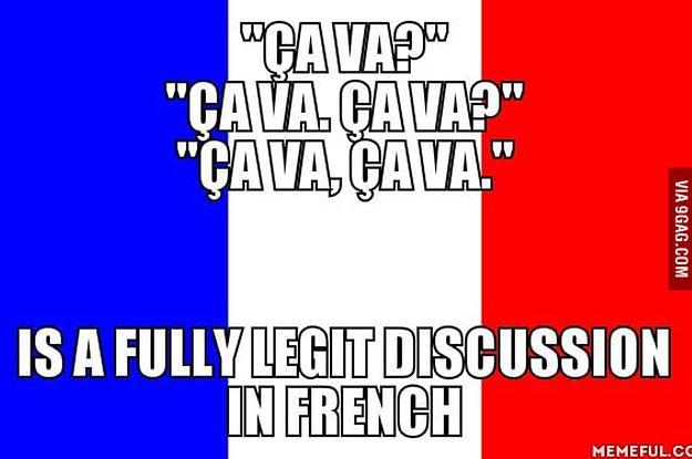 Sprüche Französisch