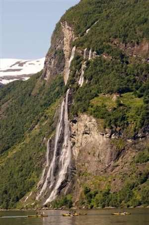 The Seven Sisters - Official Travel Guide to Norway - visitnorway.com