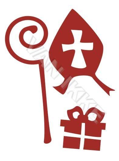 Sinterklaas velours