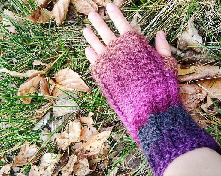 Fingerless gloves Womens mittens Winter pink mittens Lase hand gloves Ladies cold weather Best knitted dress Gauntlet crochet Evening arm by LilaLandArt on Etsy
