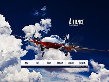 Alliance Flight Flash Templates by Mercury