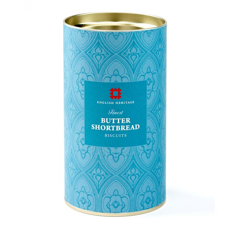 Traditionally made melt in the mouth butter shortbread biscuits packed in a presentation tube.