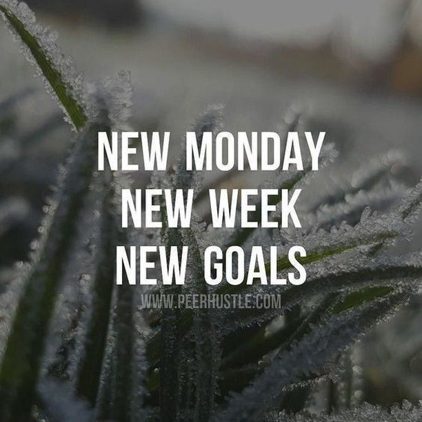 Inspirational Quotes On Pinterest: Monday Isn't All Bad It Is A Fresh Start New Opportunity