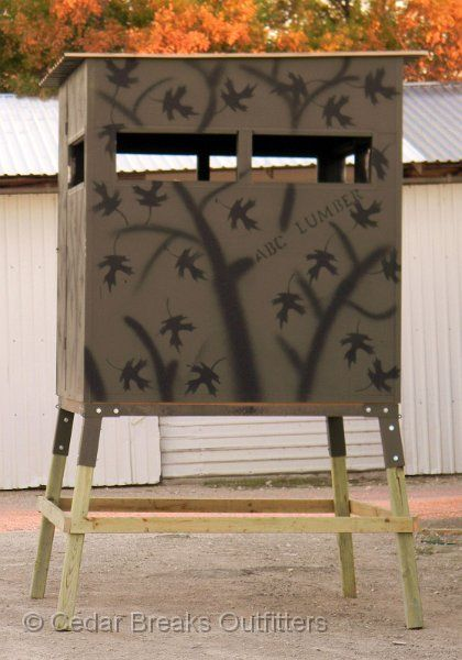 42 Best Hunting Stands Images On Pinterest Hunting