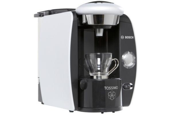 Cafetière à dosettes Tassimo BOSCH TAS4211 Argent prix promo Webdistrib 92.49 € TTC au lieu de 140,69 €