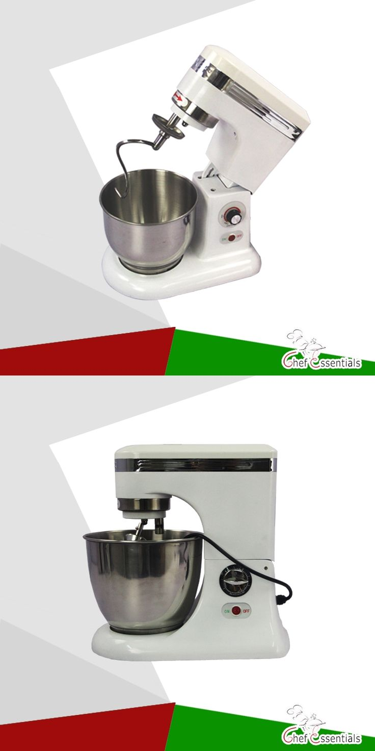 B5L Stainless Steel 5 liters milk/egg/dough mixer food mixer machine commercial blender