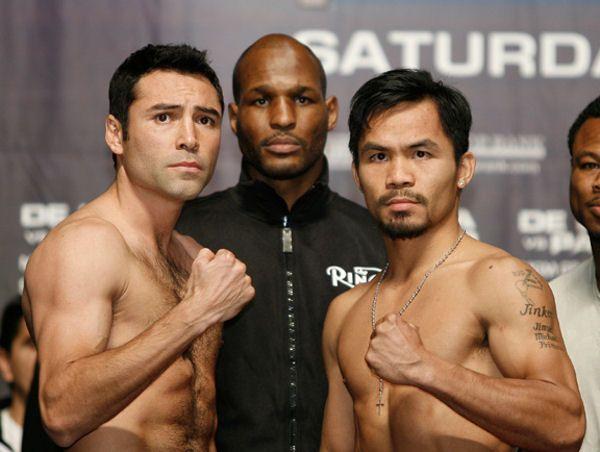 Boxing Preview Analysis: Oscar De La Hoya vs. Manny Pacquiao