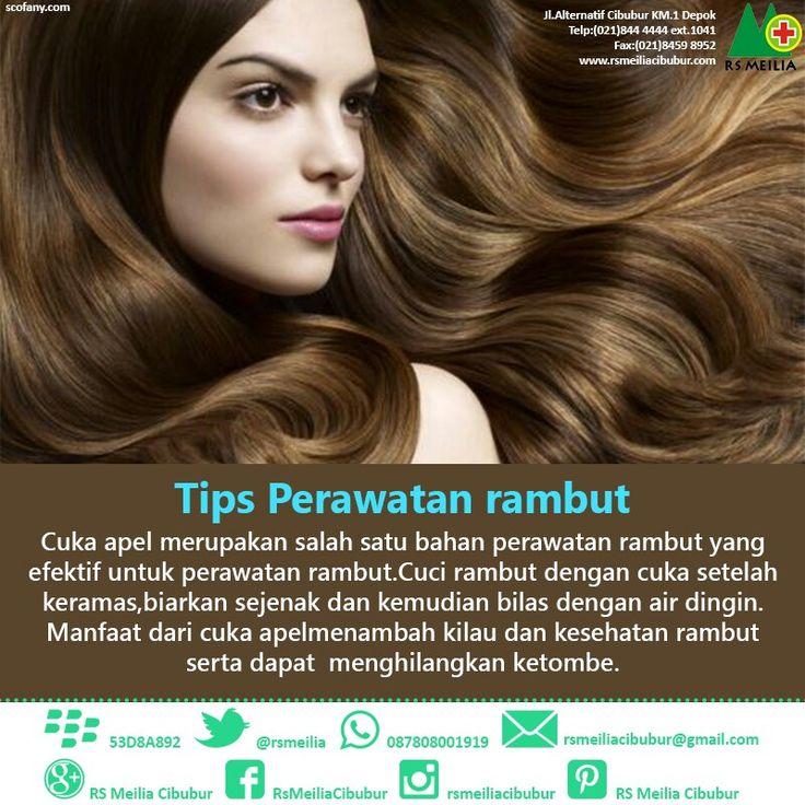 Rambut syantikkk.. #mahkota #kepala #sehat #rambut #rsmeilia #cibubur #depok #cileungsi #bekasi #bogor #jakarta