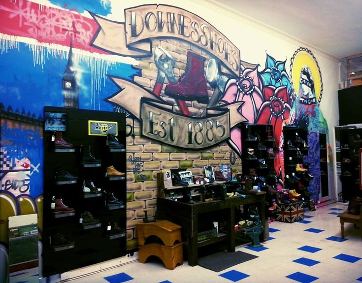 Downes Shoes, Fortitude Valley - Dr Martens and Dr Martens Accessories
