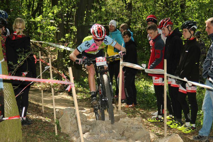 Mountain bike MTB XCO Racer Dvorniky