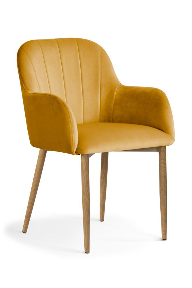 Krzeslo Lite Miodowe