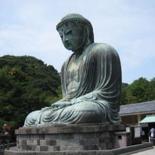 Kamakura Temple Buddha