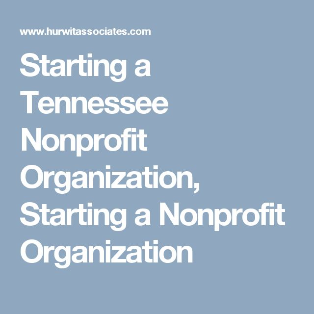 how to become a non profit organization bc