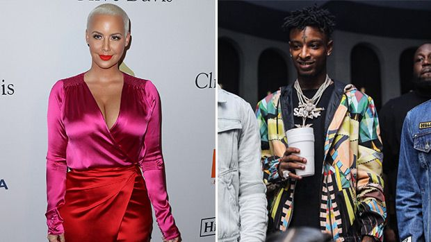 Amber Rose & 21 Savage 'Spoil' Each Other By Buying Diamond Watches: Diamond Ring Next? https://tmbw.news/amber-rose-21-savage-spoil-each-other-by-buying-diamond-watches-diamond-ring-next  Amber Rose and 21 Savage know how to treat themselves! The new couple bought each other massive diamond watches, and showed off the goods on Instagram. Is a diamond ring next for Amber?Amber Rose, 32, couldn't help but show off her prizes when she took a little shopping trip with boyfriend 21 Savage! Amber…